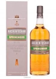 Auchentoshan Springwood 40% 1 Litre - Hellowcost