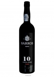 Barros 10 Years Porto 20% 75 cl - Hellowcost