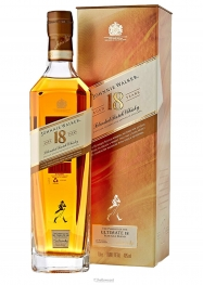 Johnnie Walker 10 Years Select Casks Rye Finish Whisky 46% 70 cl - Hellowcost