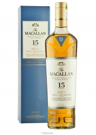 Macallan 15 Years Double Cask Whisky 43% 70 cl - Hellowcost