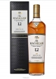 The Macallan 12 Ans Sherry Oak Whisky 40% 70 Cl