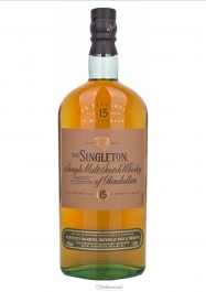 The Singleton Whisky 15 Ans 40% 70 Cl - Hellowcost