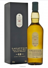 Lagavulin 12 Years 2019 Special Release Whisky 56,5% 70 cl - Hellowcost