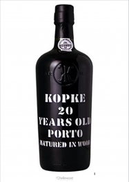 Kopke Tawny 20 Years Porto 20% 75 cl - Hellowcost