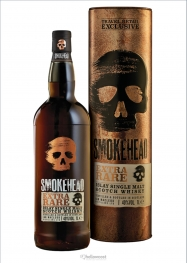Smokehead Extra Rare Whisky 40% 100 cl - Hellowcost