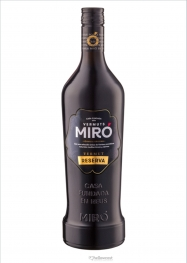 Miró Reserva Vermout 16% 100 cl - Hellowcost