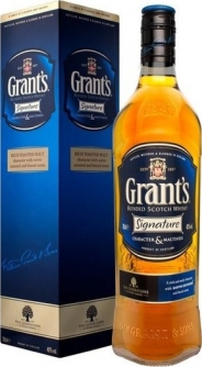 Grant's Magnum Whisky 40º 2 Litres - Hellowcost