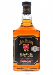 Jim Beam Black Extra Aged Bourbon 43% 100 cl - Hellowcost