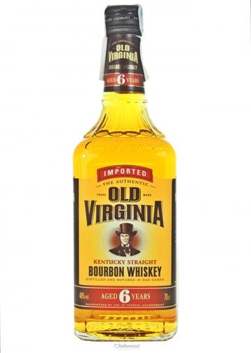 Old Virginia 6 Years Bourbon 40º 70 Cl