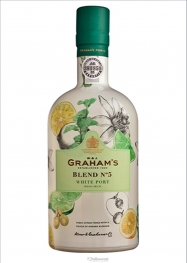 Graham's Blend Nº5 White Porto 19% 75 cl - Hellowcost