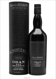 Oban 14 Tears Malt Whisky 43º 70 Cl - Hellowcost