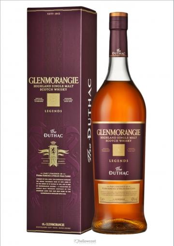 Glenmorangie The Duthac Whisky 43% 1 Litre