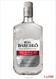 Barcelo Dorado Añejo Rhum 37,5% 100 cl - Hellowcost
