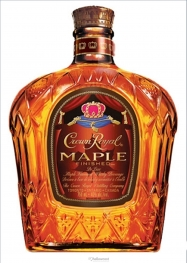 Crown Royal Maple Whisky 40% 1 Litre - Hellowcost