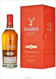 Glenfiddich 21 Ans Gran Reserve Whisky 43,2% 70 Cl - Hellowcost