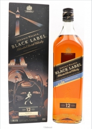 Johnnie Walker Black Label London Whisky 40% 100 cl - Hellowcost