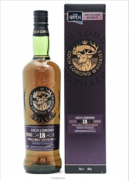 Loch Lomond 12 Years Organic 2013 48% 70 cl - Hellowcost