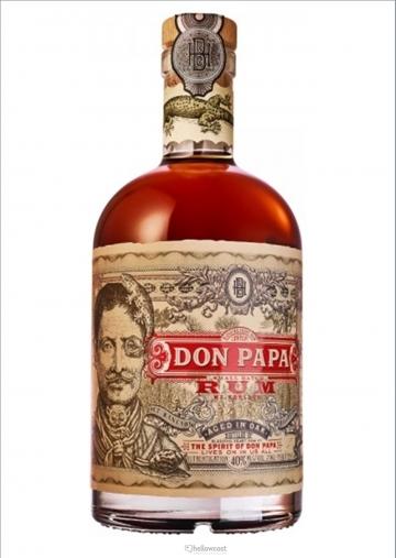 Don Papa Rhum 7 Ans 40% 70 Cl