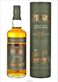 Benriach 10 Years Triple Distilled Whisky 43% 70 cl - Hellowcost