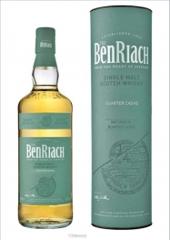 Benriach Peated Quarter Casks Whisky 46% 70 cl - Hellowcost