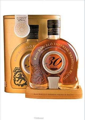 Barcelo Imperial 30 Ans Premium Blend Rhum 43º 70 Cl