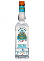 Anis Salas Floranis Anisette Gras 45º 100 cl - Hellowcost
