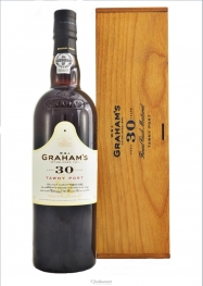 Grahams 30 Years Porto 20% 75 Cl - Hellowcost