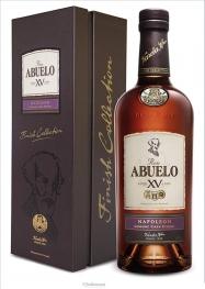 Abuelo 12 Years Gran Reserva Rhum 40% 70 cl - Hellowcost