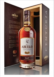 Abuelo Añejo Rum 40% 100 cl - Hellowcost