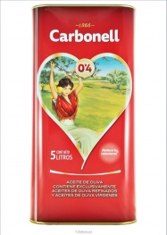 Carbonell L´Huile Dólive 0,4 Lata 5 Litres - Hellowcost