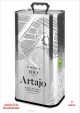 Artajo Huile D'olive Vierge Extra BIO Arbequina Extraction À Froid 5 Litres
