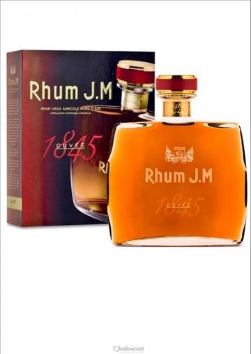 Jm Rhum Agricole Cuvee 1845 42% 70 Cl