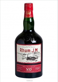 Jm Rhum Gold Agricole 50% 70 Cl - Hellowcost