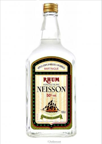 Neisson Rhum Blanc Agricole 50º 1 Litre
