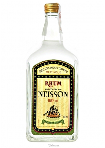 Neisson Rhum Blanc Agricole 55º 1 Litre