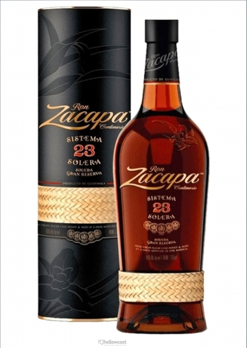Zacapa 23 Years Rhum 40º 1 Litre