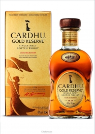 Cardhu Malt Gold Reserve Whisky 40% 70 Cl - Hellowcost