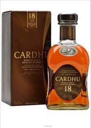 Cardhu Malt 18 Years Whisky 40º 70 Cl - Hellowcost