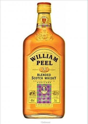 William Peel Whisky 40º 1 Litre