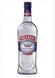 Poliakov Vodka 37.5º 1 Litre - Hellowcost