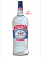 Poliakov Vodka 37.5% 2 Litres