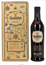 Glenfiddich 19 Years Madeira Cask Finish Whisky 40% 70 Cl - Hellowcost
