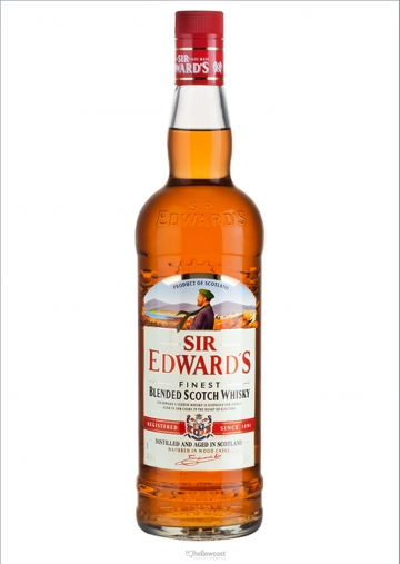 Sir Edwards Whisky 40º 1 Litre