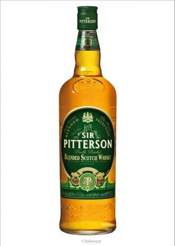 Sir Pitterson Whisky 40º 1 Litre