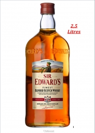 Sir Edwards Magnum Whisky 40º 2,5 Litres - Hellowcost