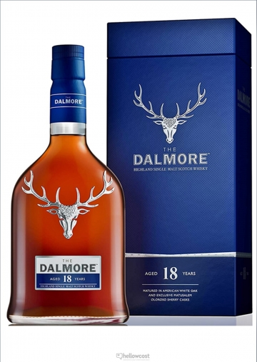 The Dalmore 18 Ans Whisky 43% 70 Cl