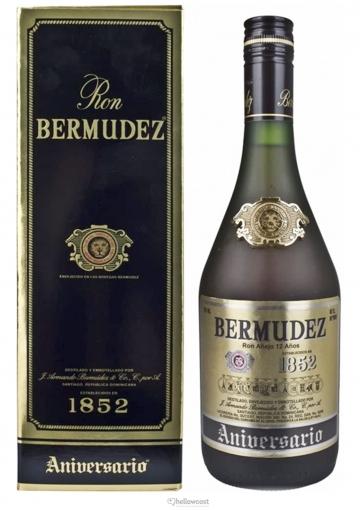 Bermudez Aniversario 12 Ans 40,6º 70 Cl
