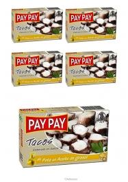 Pay Pay Tentacule De Céphalopode À L'huile De Tournesol Atyle Poulpe Poids Net 115gr Lot De 5 - Hellowcost
