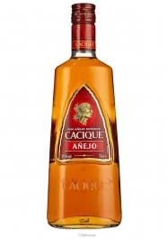 Cacique 500 Extra Añejo Rhum 40º 70 Cl - Hellowcost