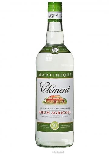 Clement Rhum Blanc 50% 1 Litre